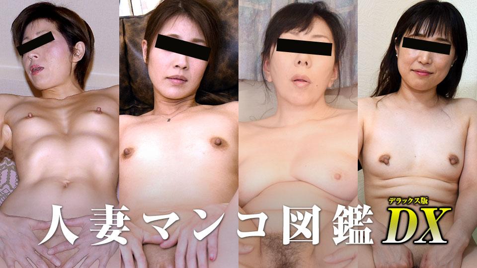 人妻マンコ図鑑 99 デラックス版