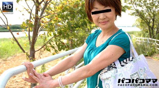 人妻パコパコママ熟女・釣りが趣味の浅田美〇子似の熟女・浅田純子・46946