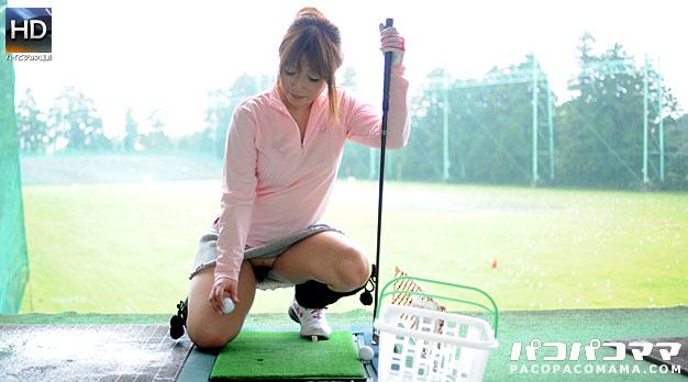 人妻パコパコママ熟女・ゴルフ好きの巨乳熟女・和木美波・47029