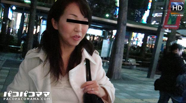 人妻パコパコママ熟女・四十妻の性春・明石洋子・4742