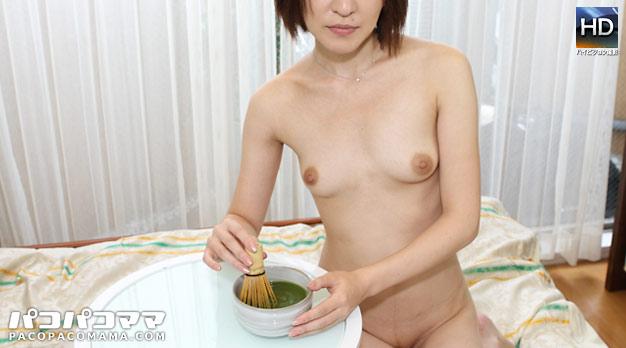 人妻パコパコママ熟女・茶道を嗜む熟女に生中出し・藤川あやね・33885