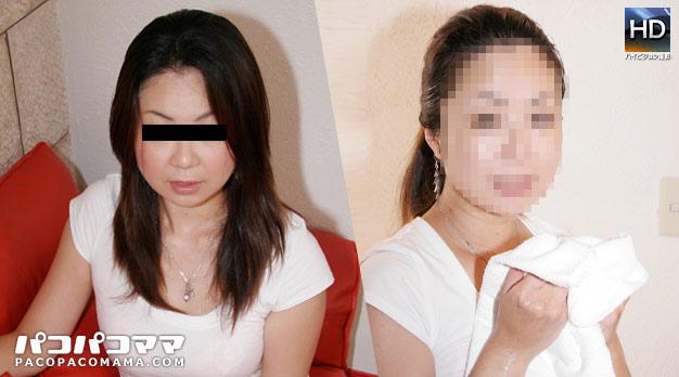 Pacopacomama 021011_307 Sarina Yoshinaga スッピン熟女 〜素顔の巨乳バツイチ熟女〜