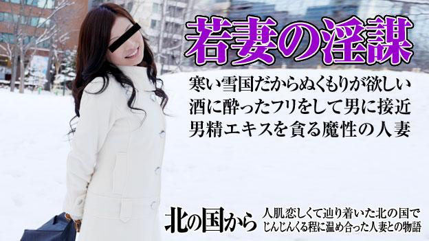 向井夏海:北の国から〜美乳若妻との背徳の一夜〜
