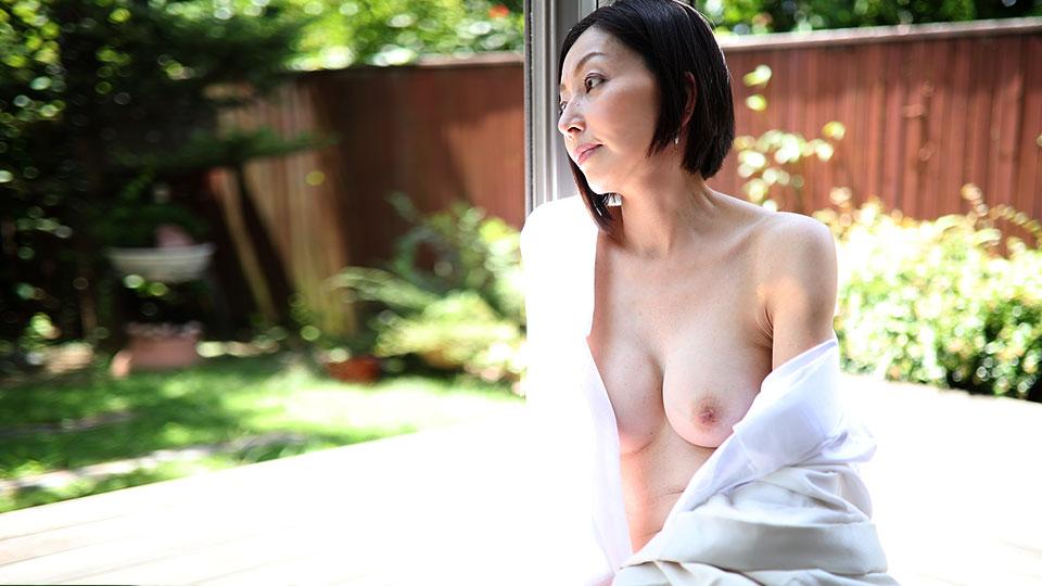 人妻パコパコママ熟女・五十路の美魔女のお着物セックス・保坂友利子・127669