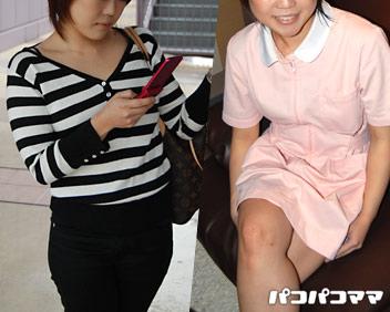 人妻パコパコママ熟女・現役看護婦のお仕事・阿部夏美・10511
