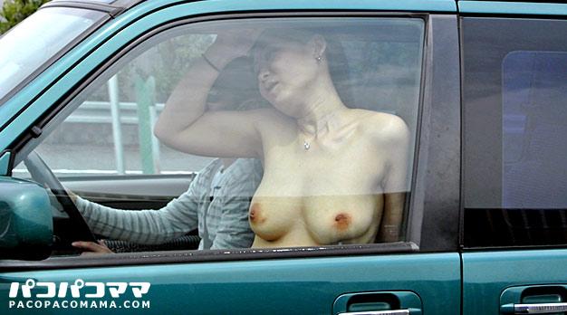 人妻パコパコママ熟女・美乳でくびれた腰をした人妻との野外姦旅行 前編・深江沙希・59928