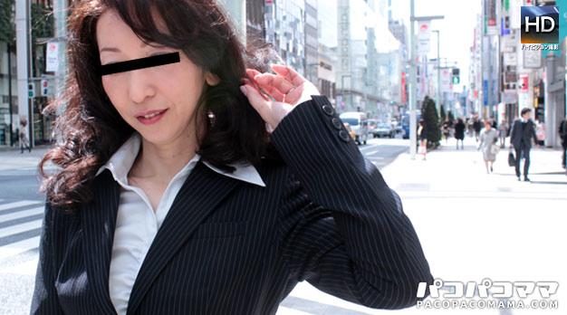東京23区熟女ハメ廻し 〜中央区在住の内村美智子さん〜