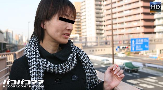人妻パコパコママ熟女・凄い乳首の熟女 〜主婦どっきり 3〜・紺野理沙・4346