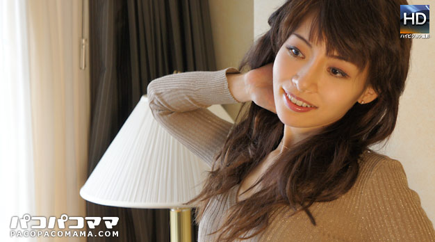 Pacopacomama 062211_397 Shiori Manabe 眞鍋○をり似の微熟女を拘束調教
