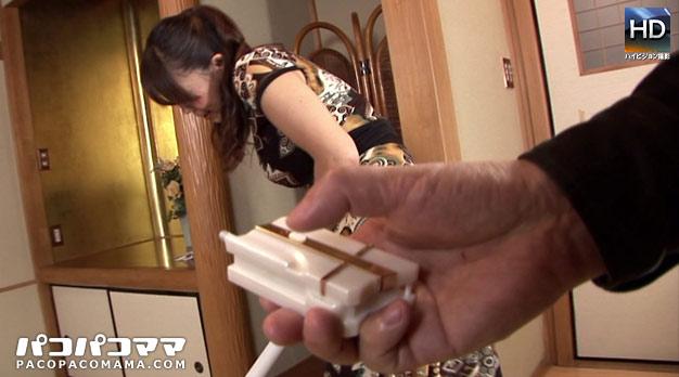 Pacopacomama 062811_401 Chiemi Manabe Fカップ社長婦人 〜美熟女画報 〜
