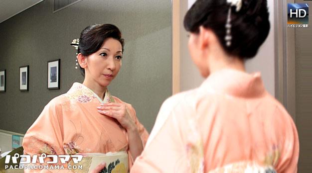 人妻パコパコママ熟女・あの奇跡の50歳美熟女が再出演・内村美智子・40435