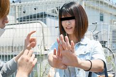 遠野えり ガチ交渉 26 〜スレンダー妻の感度抜群の微乳〜