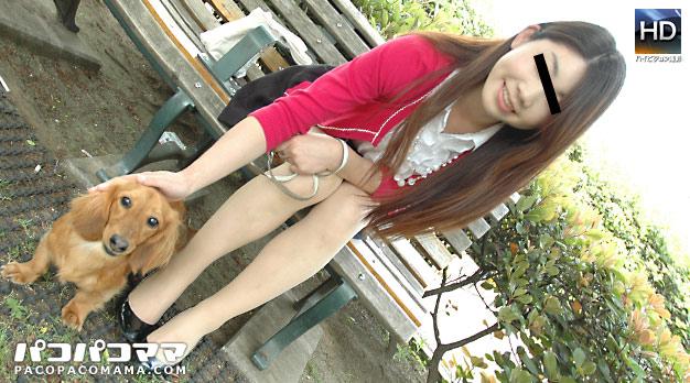 Pacopacomama 072311_421 Nanako Shirasaki 男より犬を愛しすぎて結婚できない美熟女
