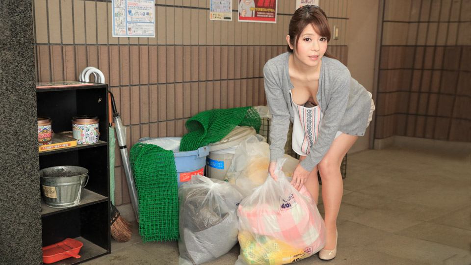Pacopacomama 080820_339 Ayano Honjo No bra wife who disturbs order