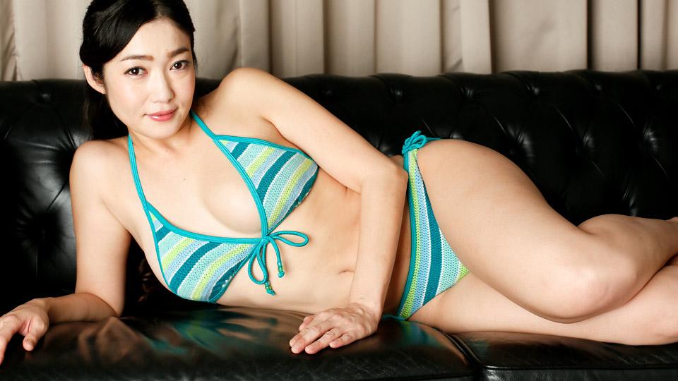 人妻パコパコママ熟女・水着で妄想イチャイチャセックス・江波りゅう・145074