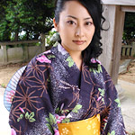 大人の浴衣 〜禁断の青姦〜