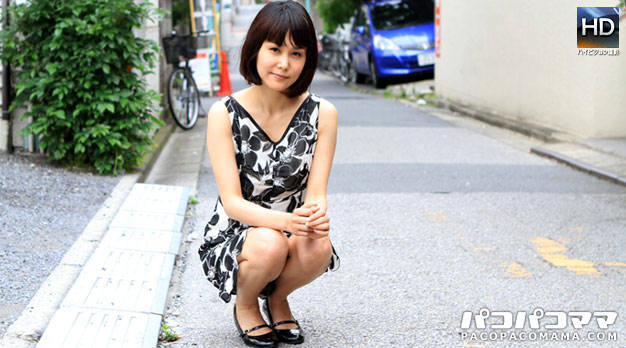 Pacopacomama 082412_722 Yuria Aida I want to feel with dick