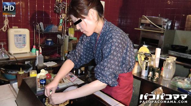 Pacopacomama 092410_198 Tomoko Hosoda ��地方����ん 〜�好�焼屋�女将�ん編〜