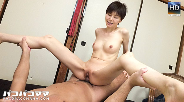 Pacopacomama 100312_751 Maria Kirishima Sweaty Gachi Mating