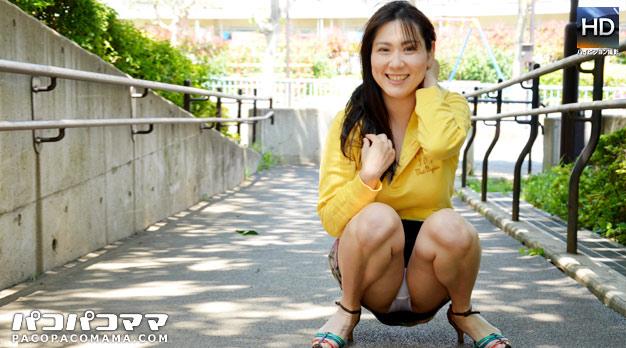 人妻パコパコママ熟女・素人奥様初撮りドキュメント 9 沢平秋乃・沢平秋乃・55695
