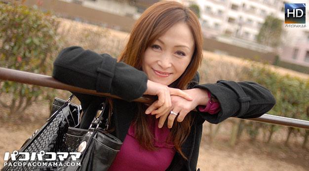 人妻パコパコママ熟女・カラオケボックス生姦・美山蘭子・12505