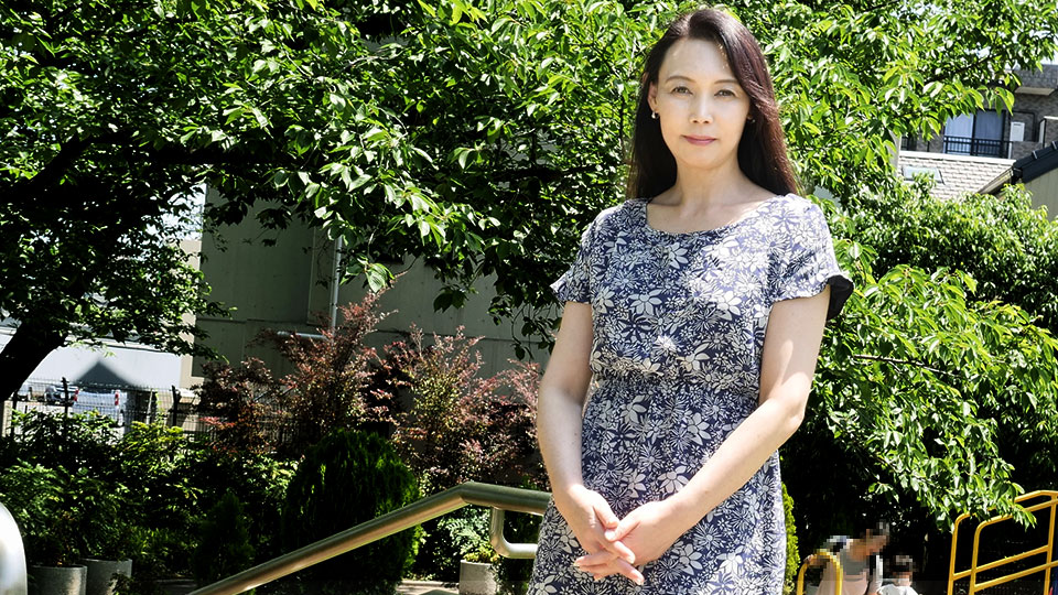 Pacopacomama 120818_395 Keiko Watanabe Age fifty mature woman to resolve dissatisfaction in dating