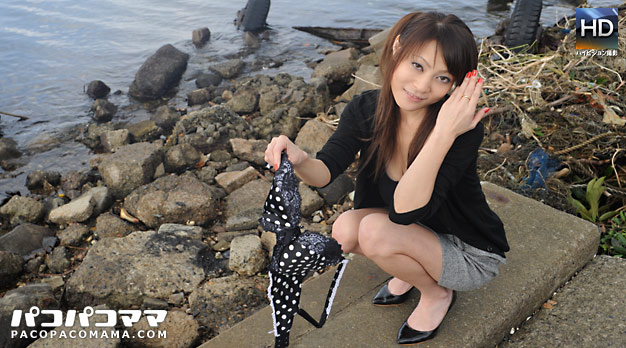 Pacopacomama 121110_260 Saori Nakanishi 女医・西川○子に似た美人巨乳熟女が野外露出