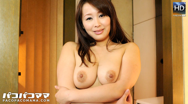 人妻パコパコママ熟女・スッピン熟女 〜けしからん乳をした人妻〜・稲盛琴・45438
