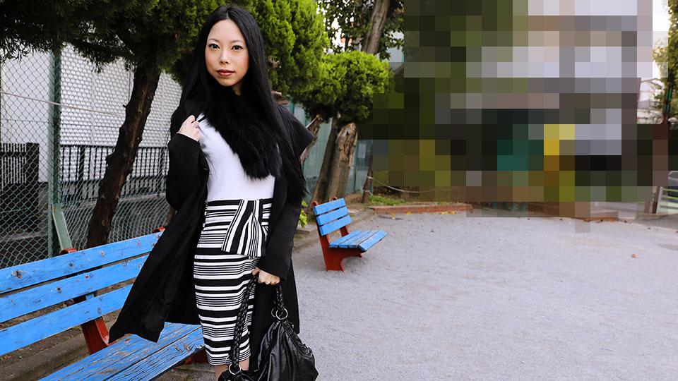 人妻パコパコママ熟女・おばさんぽ 〜和風黒髪美人と郷愁デート〜・伊吹まどか・136182